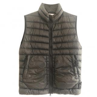 Stone Island Quilted Gilet
