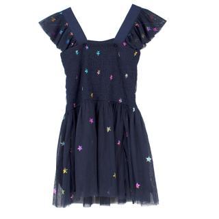 Stella McCartney Girl's Star Tulle Dress