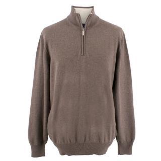 Boggi Men's Cashmere Sweater