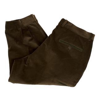 Le Chameau Men's Corduroy Trousers