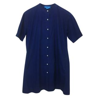 M.I.H Jeans Blue Shirt Dress