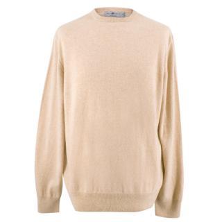 Alan Paine Men's Cashmere Sweater