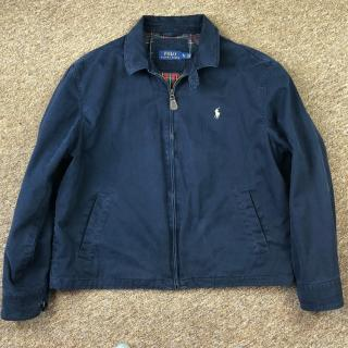 Polo Ralph Lauren Cotton Windbreaker Jacket