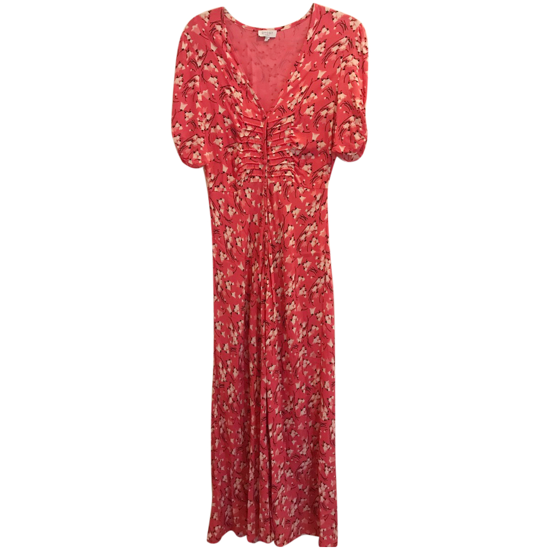 Ghost Floral Maxi Dress