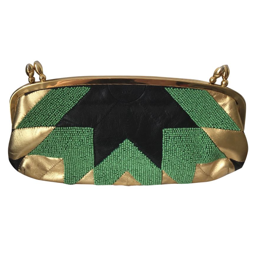 Chloe Vintage Clutch Bag