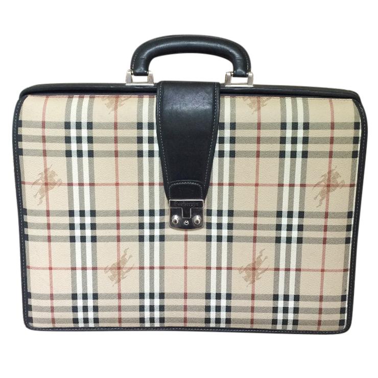 Vintage Burberrys 48h Suitcase  dcbde48d38b1d