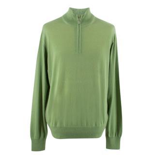 Loro Piana Men's Cashmere Sweater