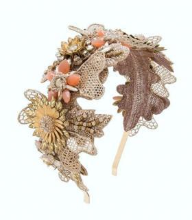 Deepa Gurnani Marjorie Headband RRP �639.00