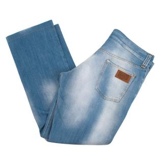 Dolce & Gabbana Men's Ripped Jeans