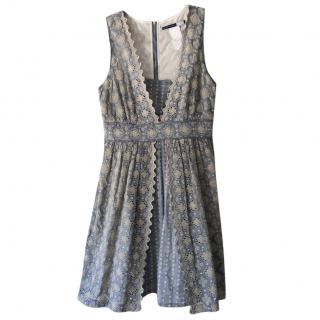 Sportmax Code Broderie Dress