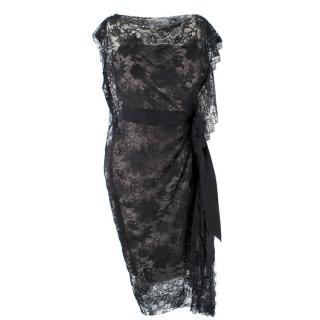 Lanvin Lace Dress