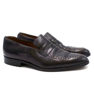 Berluti Men's Leather Loafers
