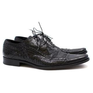 Dolce & Gabbana Men's Python Shoes