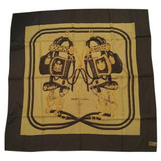 Hermes Limited Edition Silk scarf