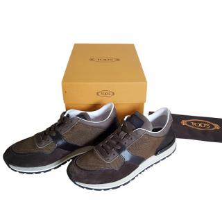 Tod's men's trainers
