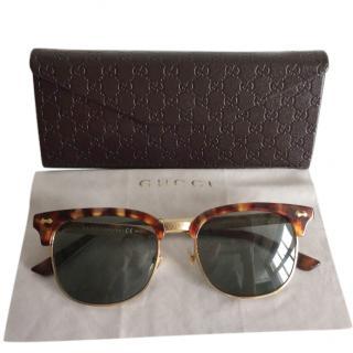 Gucci Tortoiseshell Sunglasses