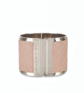 Varenne de Lancel Dusty Pink Cuff