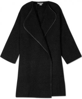 Vince Knit Car Coat