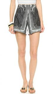 Clover Canyon Etched Marble Summer Shorts