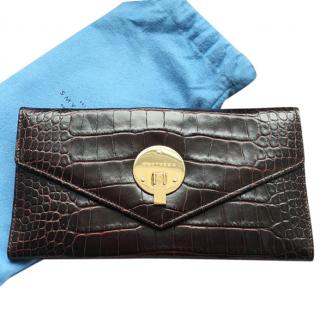 Smythson Leather Purse