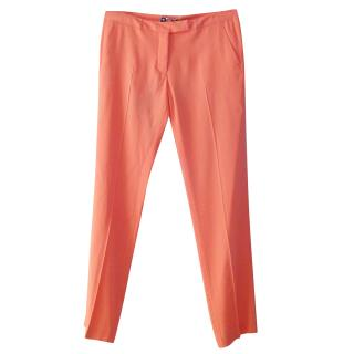 MSGM fitted trousers