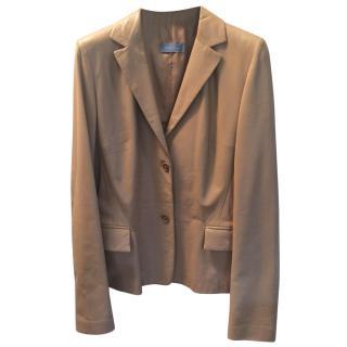 Ruffo caramel jacket