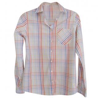 MiH Cotton Check Shirt
