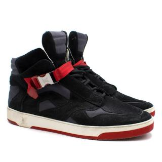 Louis Vuitton Men's Slipstream Sneaker Boot