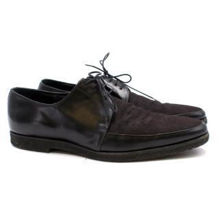 Burberry Men's Calf-Hair Shoes