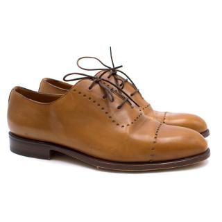 Avi Rossini Men's Leather Brogues