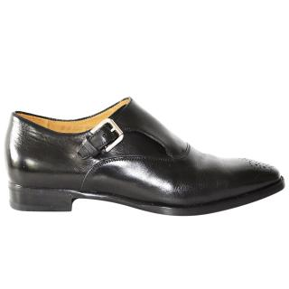 Ralph Lauren Collection black leather Loafers