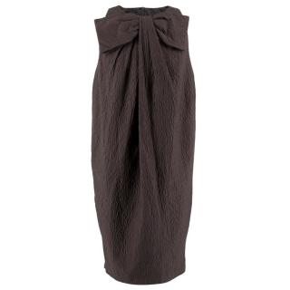 Moschino Silk Shift Dress