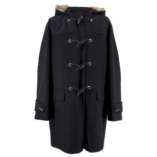 Louis Vuitton Men's Wool and Cashmere Coat