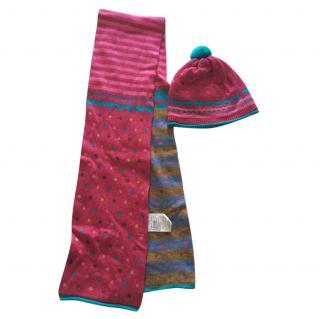 Absorba scarf & hat set