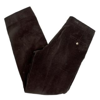 Holland & Holland Corduroy Trousers