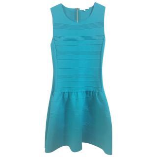 Mage stretch crepe mini dress