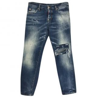 Dsquared Boyfriend Jeans