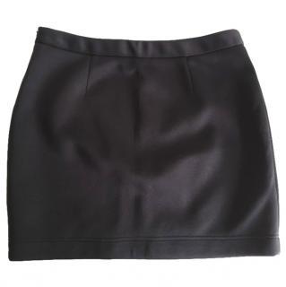 Barbara Bui Black Mini Skirt