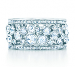 Tiffany Cobbleston Band Ring