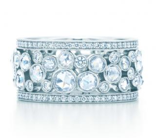 Tiffany Cobbleston Band Ring
