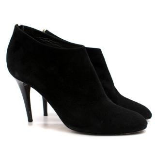 Jimmy Choo Suede Heeled Boots