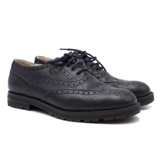 Equerry Boy's Leather Brogues