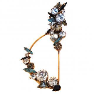 Vicki Sarge Statement Mono Crystal Earring