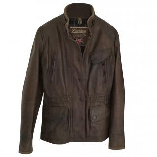 Notting Hill Leather Jacket