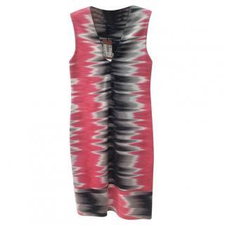 Missoni Tie Dye Effect Sleevless Dress