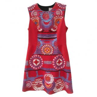 Peter Pilotto Floral Printed Dress
