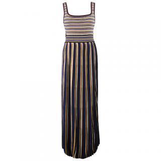 Ronny Kobo Striped Shai Dress