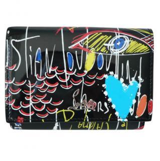 Christian Louboutin Boudoir Graffiti Wallet