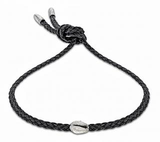 Luis Morais Cord Small Shell Bracelet