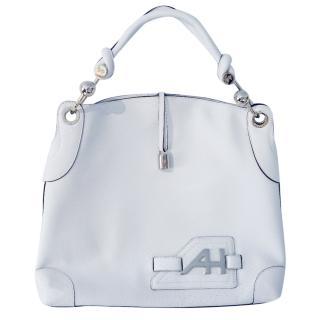 Anya Hindmarch White bucket handbag